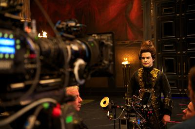 The Man Who Laughs - © Thierry Valletoux / Incognita / Europacorp