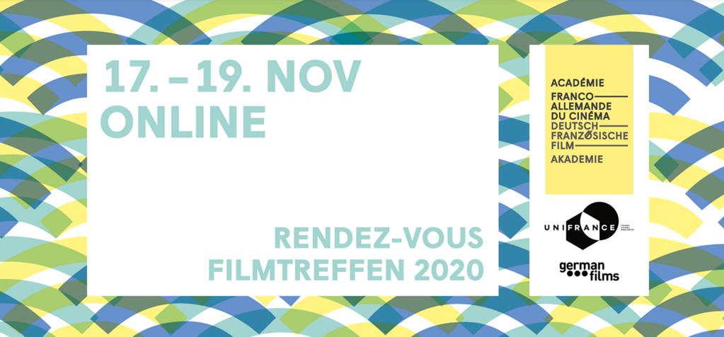 Rendez-vous franco-allemands du cinéma 2020
