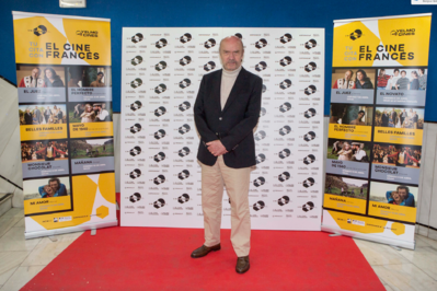 Highlights of the Tu Cita con el Cine Francés event in Madrid - Jean-Paul Rappeneau