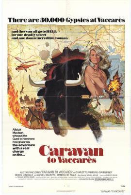 Caravan to Vaccarès - UK