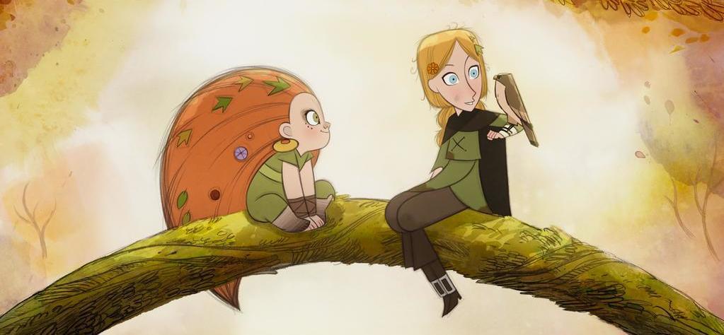 El cine francés de animación en los Premios Annie 2021