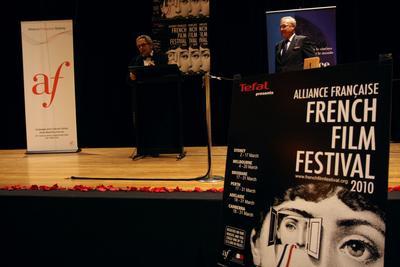 Australia reciba a tres directores franceses - © Dr