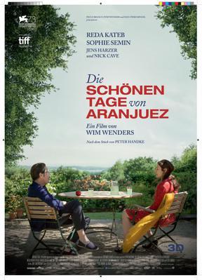 Els preciosos dies d'Aranjuez - Poster - Germany
