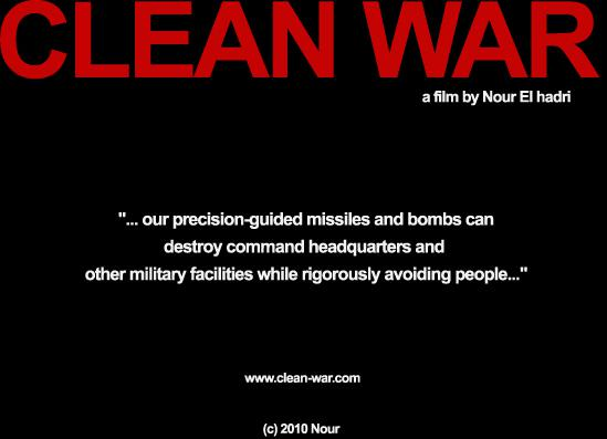 Clean War
