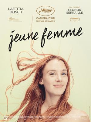 Jeune Femme - poster taiwan