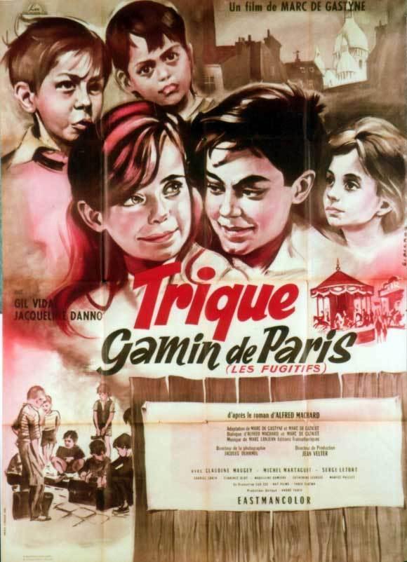 Trique, gamin de Paris (Les Fugitifs)