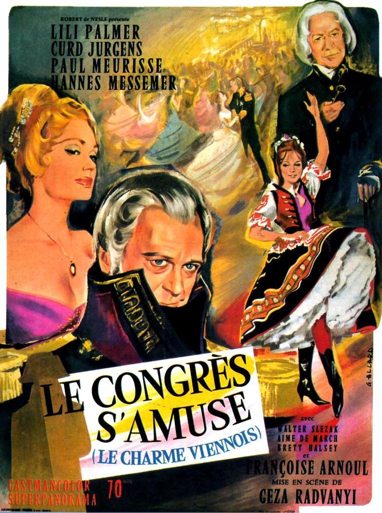 El Congreso se divierte
