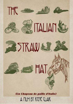 An Italian Straw Hat - Poster Etats-Unis