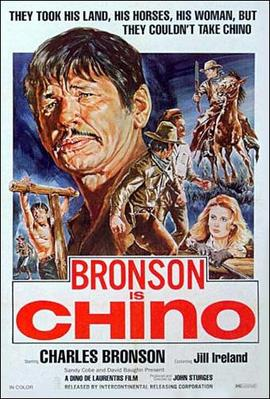 Caballos salvajes (Chino) - Poster Etats-Unis