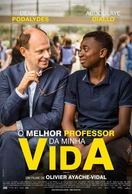 The Teacher - Poster - Brazil