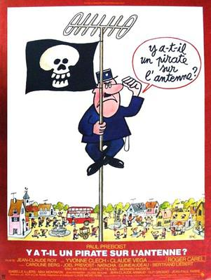 Y a-t-il un pirate sur l'antenne ?