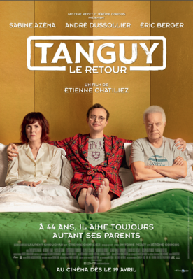 Tanguy is Back - Poster - Quebec