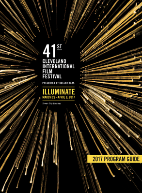 Festival international du film de Cleveland - 2017