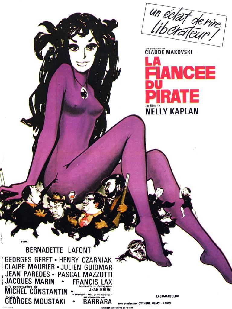 La Novia del pirata