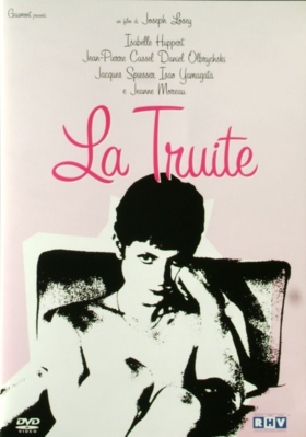 La Truite (The Trout) - Jaquette DVD Italie