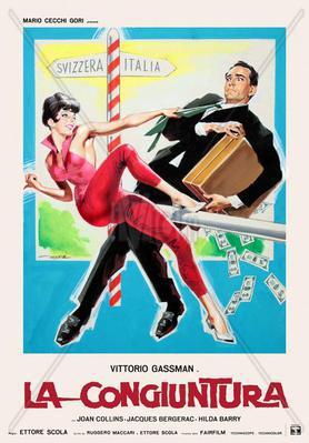 El Millón de dólares - Poster Italie