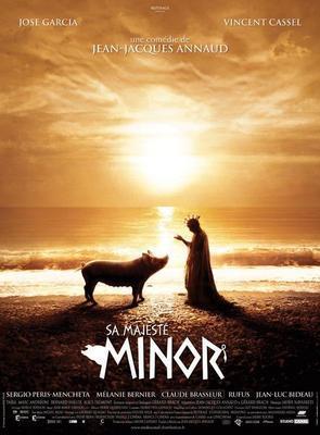Su majestad Minor