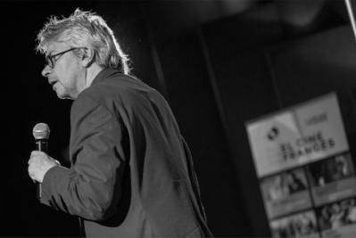 Highlights of the Tu Cita con el Cine Francés event in Madrid - Christian Vincent après la projection de L'Hermine