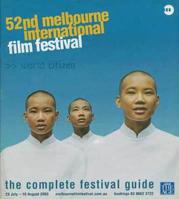 Festival Internacional de Cine de Melbourne  - 2003