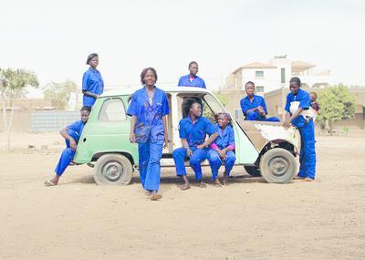 Ouaga Girls - © Momento Film