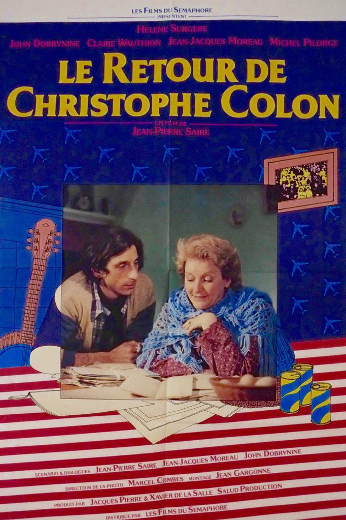 Le Retour de Christophe Colon
