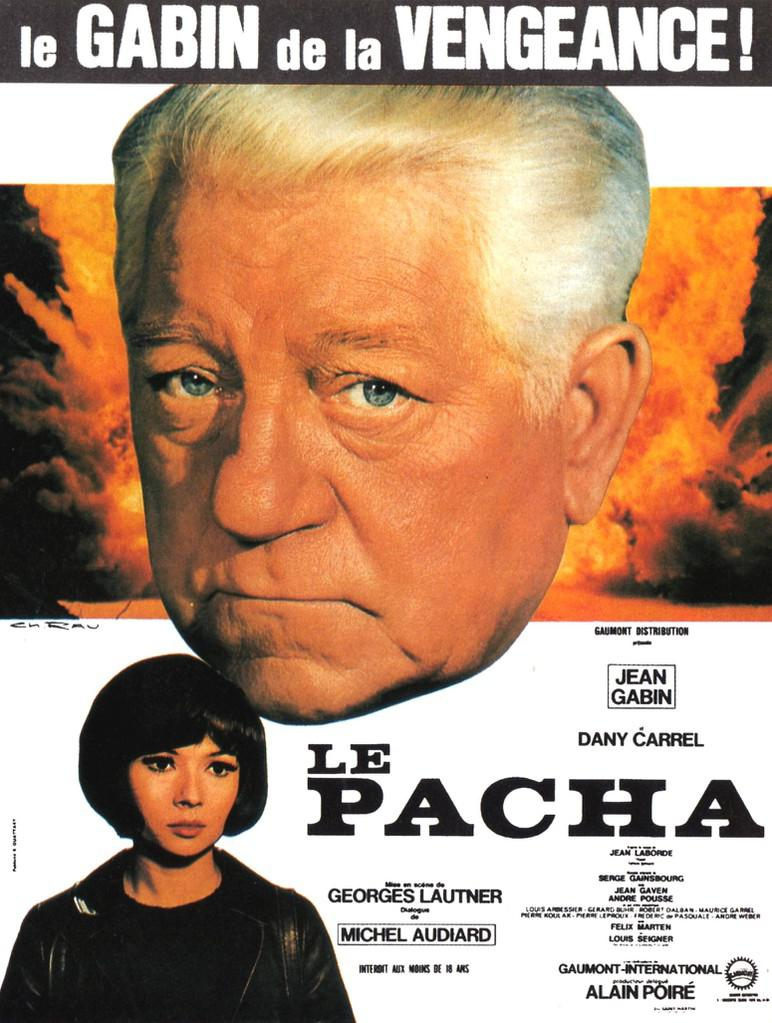 Le Pacha - Poster France