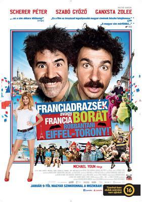 Vive la France - Poster - Hungary