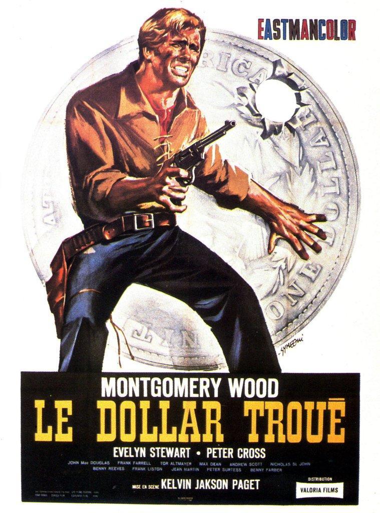 Un dólar agujereado (Un dólar marcado)