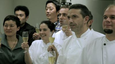 Entre les bras: Michel Bras, la herencia de la cocina