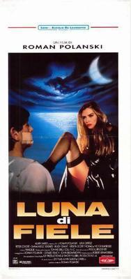 Lunas de hiel - Poster - Italy