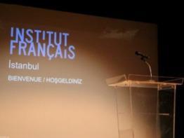 L'Institut Français de Turquie inaugure une salle numérique