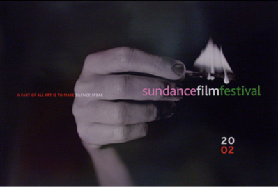 Salt Lake City -  Festival de Cine de Sundance - 2002