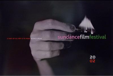 Salt Lake City -  Sundance Film Festival - 2002