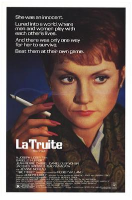 La Truite (The Trout) - Poster Etats-Unis