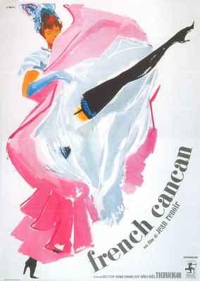 フレンチ・カンカン - Poster Italie