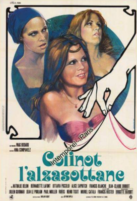 The Edifying and Joyous Story of Colinot - Poster Italie