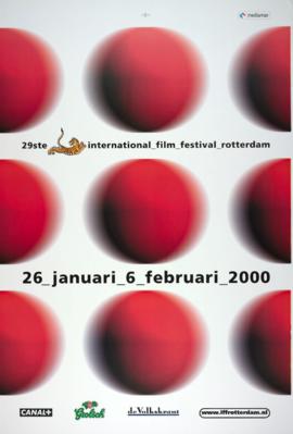 Festival Internacional de Cine de Rotterdam - 2000