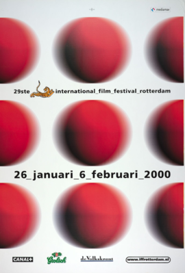 Festival international du film de Rotterdam (IFFR) - 2000