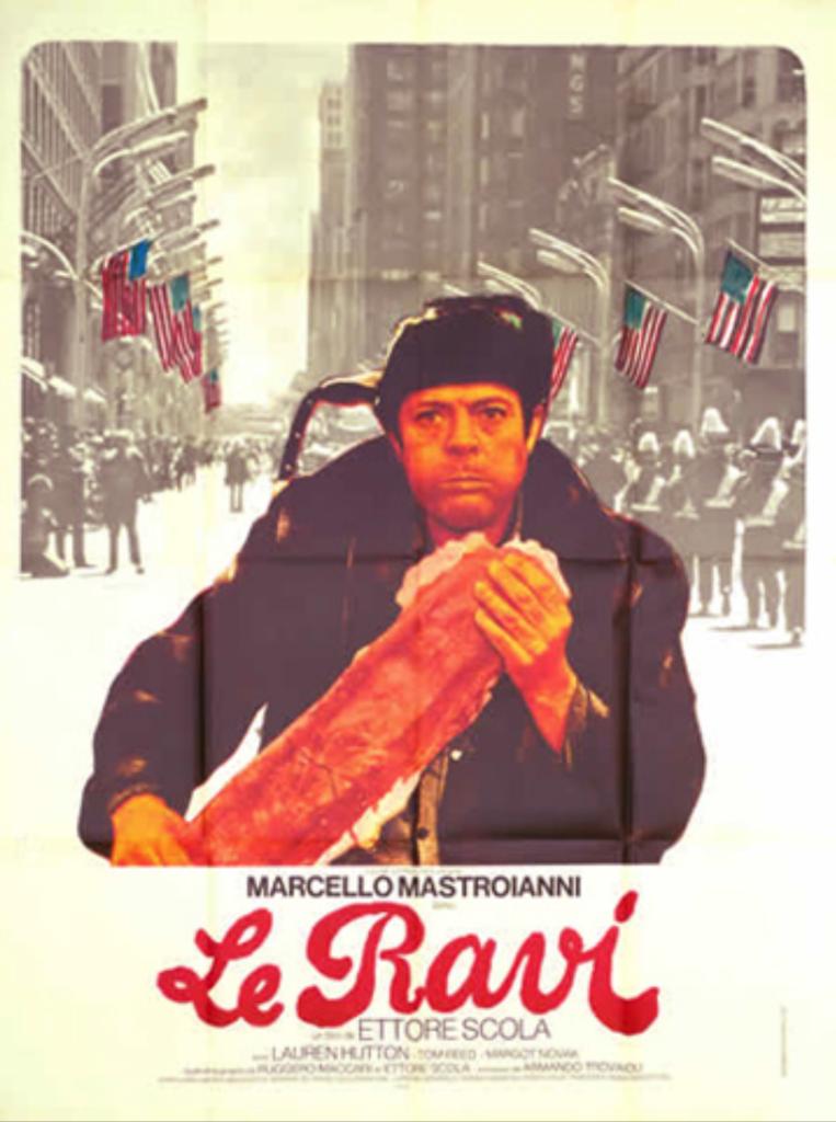 Un italiano en Chicago (¿Me permite? Rocco Papaleo)