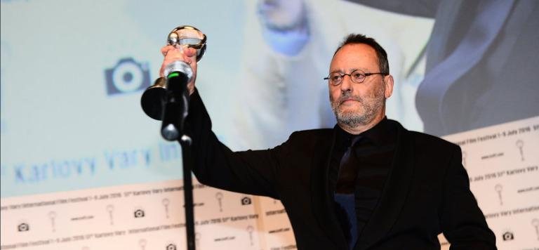 Jean Reno honored at the Karlovy Vary International Film Festival - © Blesk - Pavel Machan, Martin Hykl