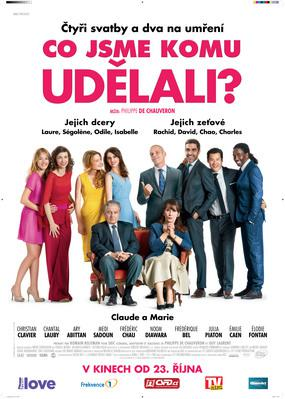 Serial (Bad) Weddings - Poster - The Czech Republic
