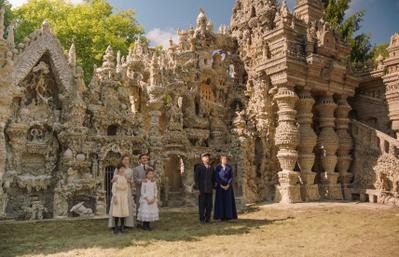 El palacio ideal - © Fechner Films - Fechner BE - SND Groupe M6 - FINNACURATE - Auvergne-Rhône-Alpes-Cinéma