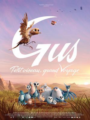 Gus, petit oiseau, grand voyage
