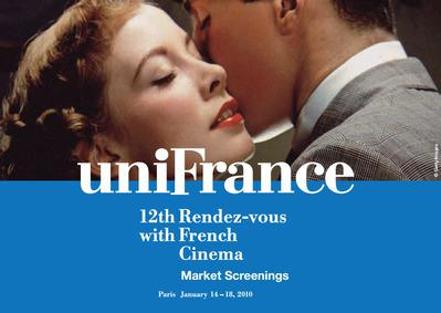 Rendez-Vous con el Cine Francés en París - 2010