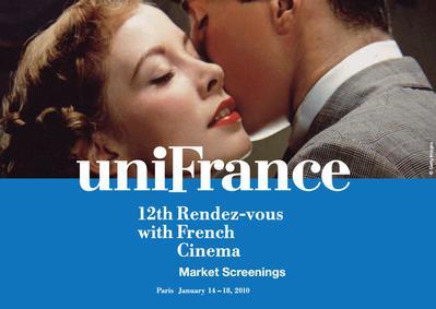 Rendez-vous du cinéma français (Encuentro de cine francés) - Paris - 2010