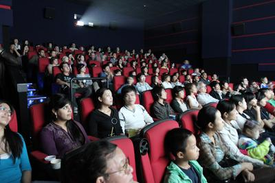 Recap of the 1st Vietnam International Film Festival - Projection du film
