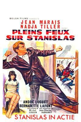 Pleins feux sur Stanislas - Poster - Belgique