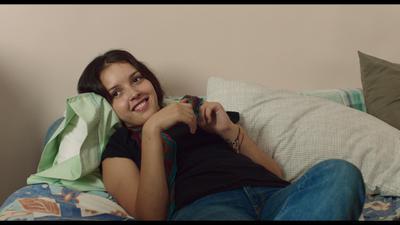 Lyna Khoudri - © Pierre Aãm-Liaison Cinématographique