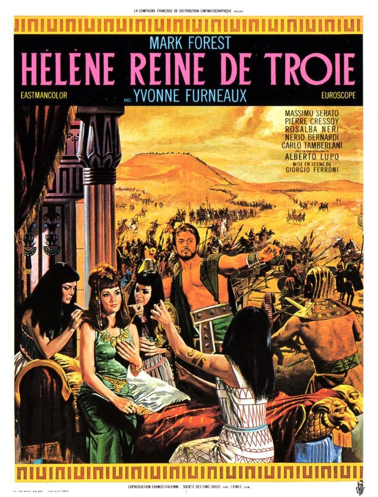 Hélène, reine de Troie