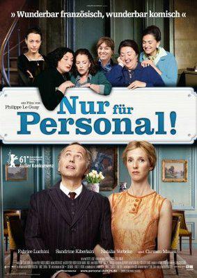 Box-office francés en el mundo – Octubre  de 2011